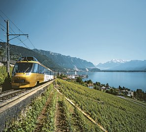 Swiss Travel System: Goldenpass Line