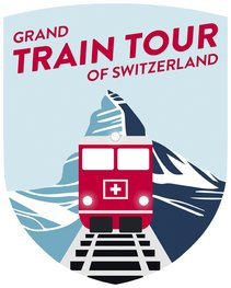 Logo Schweiz Grand Train Tour of Switzerland Logo
